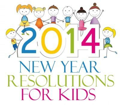 New Years Resolutions for Kids - Reward Charts for Kids